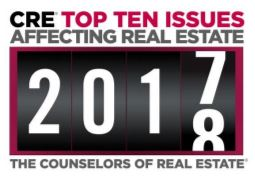 CRE Top Ten Issues Affecting Real Estate image