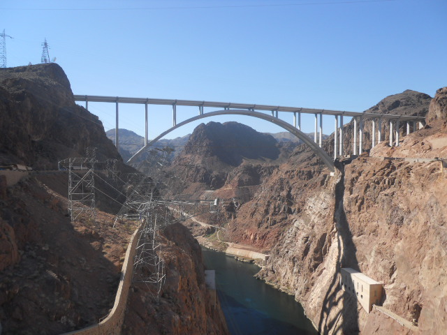 Travels with Capstan - Hoover Dam 1