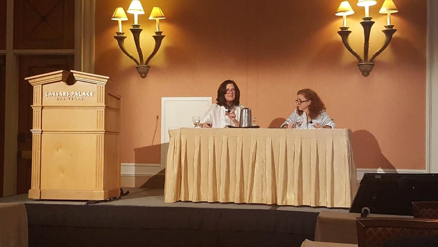 Terri Johnson speaking at AICPA Auto Dealership Conference